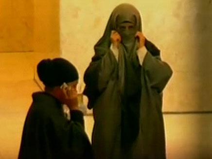 נשות הטליבאן. מעוררות סערה בציבור החרדי (צילום: חדשות 2)