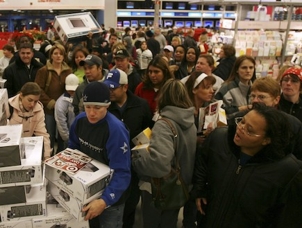 קניות (צילום: Tasos Katopodis, GettyImages IL)