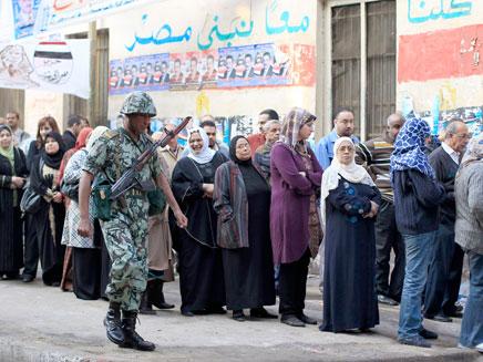 בשבת ובראשון: הבחירות לנשיאות מצרים (צילום: רויטרס)