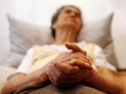בשורה בדרך לריפוי אלצהיימר. אילוסטרציה