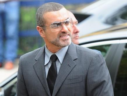 ג'ורג' מייקל בדרך למשפט (צילום: Ian Gavan, GettyImages IL)