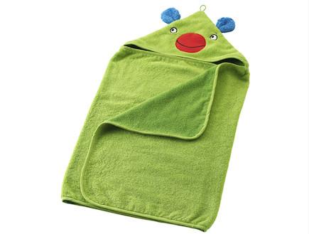 מגבת חורפית של איקיאה (צילום: פרידריך יוהנס,  יחסי ציבור )