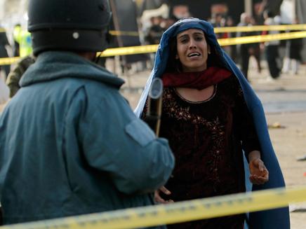 הטרור מכה באפגניסטן (צילום: רויטרס)