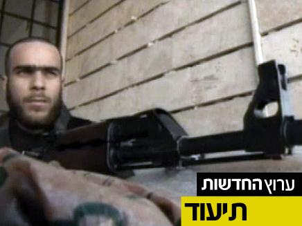 הצצה נדירה למחתרת הסורית (צילום: חדשות 2)
