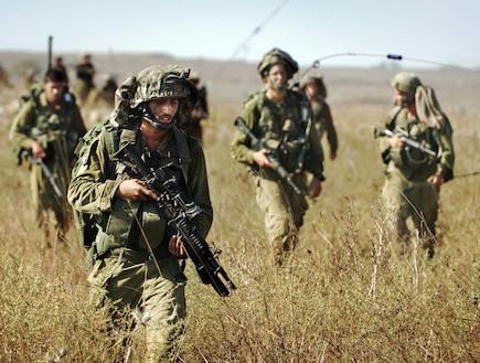 לוחמים (צילום: באדיבות גרעיני החיילים)