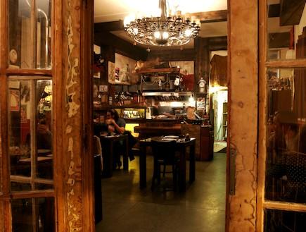 מסעדת דוניה רוסה 1 (צילום: אדיר שניר,  יחסי ציבור )
