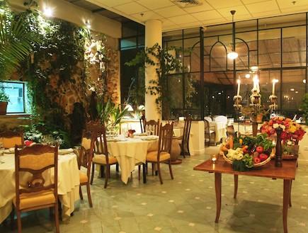 מסעדת מוסקט (צילום: יואל מזרחי)