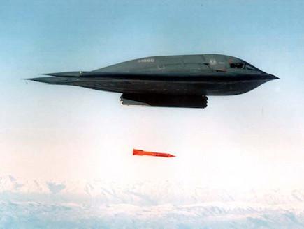 שדרוג פצצות גרעיניות (צילום: צבא ארצות הברית)