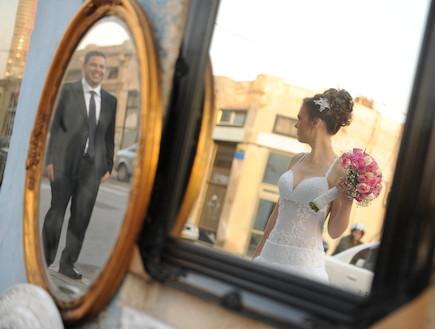 המפגש הראשון - תמונות חתונה