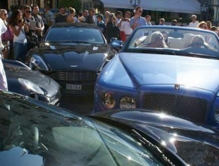 תאונות של מכוניות אקזוטיות