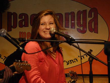 דיאנה גולבי לה פצ'נגה (צילום: רענן סולומונוביץ)