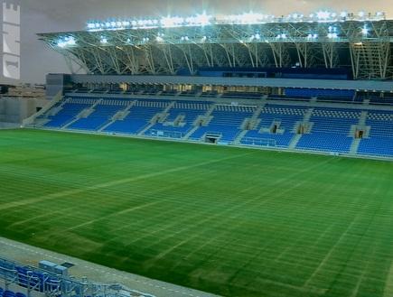 אצטדיון המושבה (ONE) (צילום: מערכת ONE)