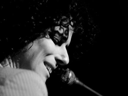 רות דולורס וייס פרומו (צילום: אסף אנטמן)