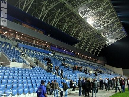 """האצטדיון בפ""""ת (שי לוי) (צילום: מערכת ONE)"""