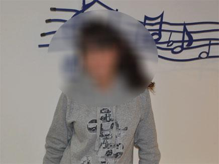 תיכון בדרום אסר על נערה בת 16 לשיר בתחרות (צילום: חדשות 2)