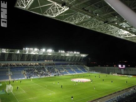 אצטדיון המושבה (יוסי ציפקיס) (צילום: מערכת ONE)