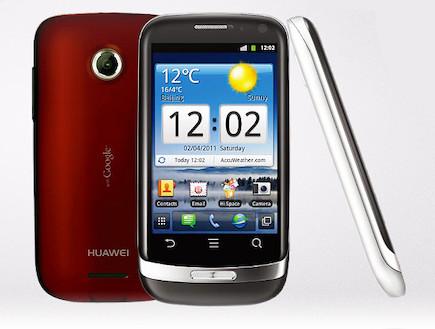 U8510) IDEOS X3) של חברת Huawei (צילום: אתר רשמי, Huawei)