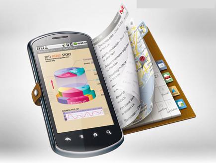 U8800) IDEOS X5) של חברת Huawei (צילום: אתר רשמי, Huawei)