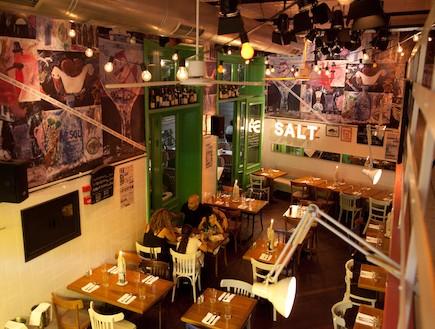 מסעדת מונטנגרו - מבט מלמעלה (צילום: דניאל לילה,  יחסי ציבור )