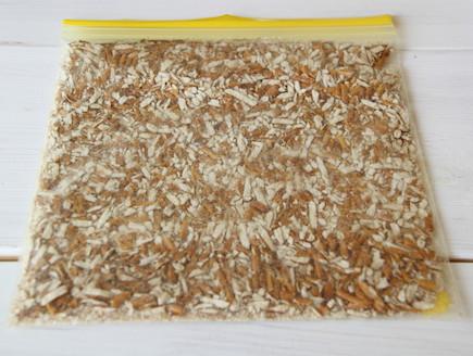 טראפלס חמאת בוטנים ובייגלה 1 (צילום: חן שוקרון, אוכל טוב)