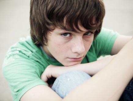 בחור עצוב (צילום: Jane norton, Istock)