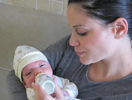הדס מרגי ואנונו - סיפורי לידה (צילום: תומר ושחר צלמים)