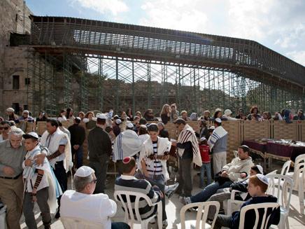 גשר המוגרבים (צילום: חדשות 2)