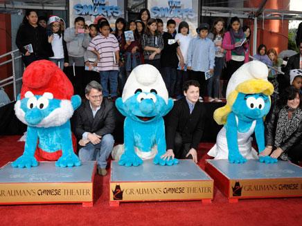 הדרדסים, אתמול בהוליווד (צילום: AP)