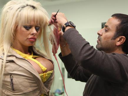 אורית פוקס משיקה מוצר שיער חדש (צילום: ראובן שניידר )