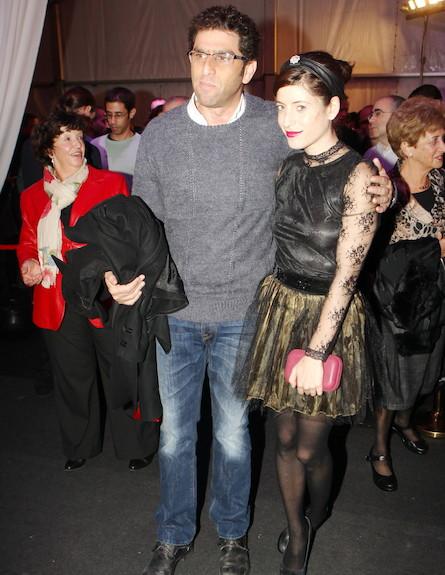 הופעה שלומי שבן 2011 אפרת גוש ויוסי מרשק