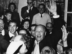 אוסקר שינדלר - הציל אלפים מזרועות הנאצים (צילום: AP)