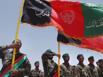 הצבא האפגני (צילום: Darren McCollester, GettyImages IL)