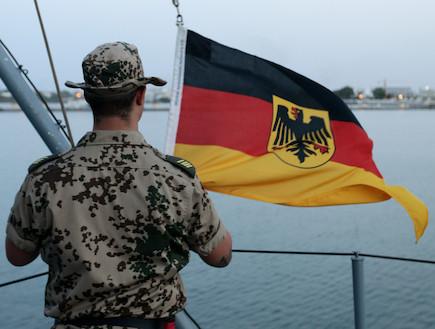 הצבא הגרמני (צילום: Sean Gallup, GettyImages IL)