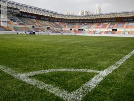 אצטדיון טדי. יישאר ריק מול הפועל ונתניה (פלאש 90) (צילום: מערכת ONE)