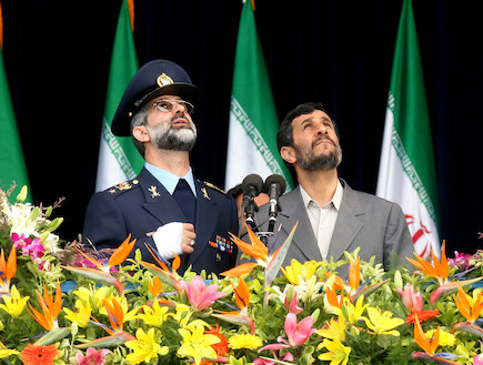 הצבא האירני (צילום: Majid, GettyImages IL)
