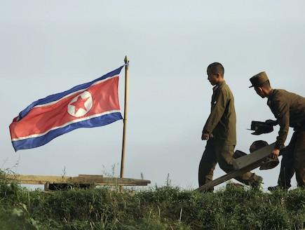 הצבא הצפון קוריאני (צילום: Cancan Chu, GettyImages IL)