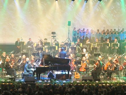 שלומי שבן תזמורת (צילום: ראובן שניידר )