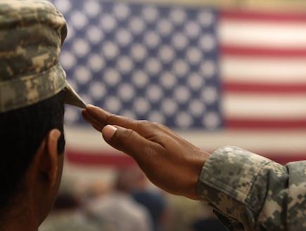 הצבא האמריקני (צילום: John Moore, GettyImages IL)