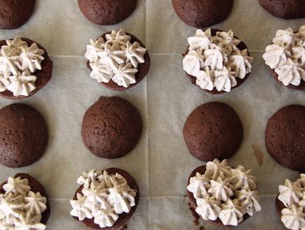 וופי פאי שוקולד ואוראו 5 (צילום: חן שוקרון, אוכל טוב)