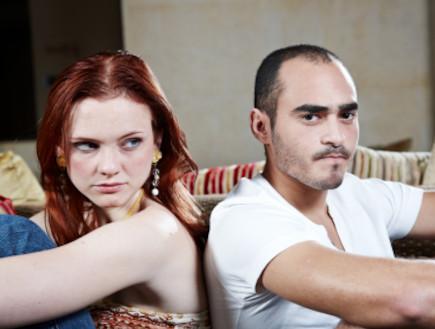 אישה וגבר (צילום: tirc83, Istock)