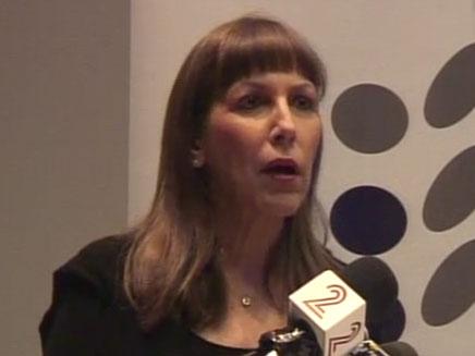 לימור ליבנת בכנס חירום נגד הדרת נשים (צילום: חדשות 2)