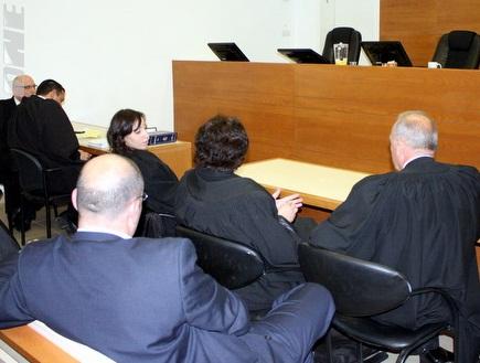הצדדים במהלך הדיון בעתירה (משה חרמון) (צילום: מערכת ONE)