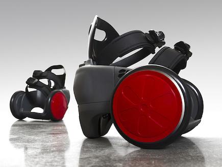נעלים ממונעות (צילום: האתר הרשמי)