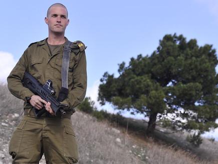רותם שפיצר (צילום: אופק רון-כרמל, במחנה)