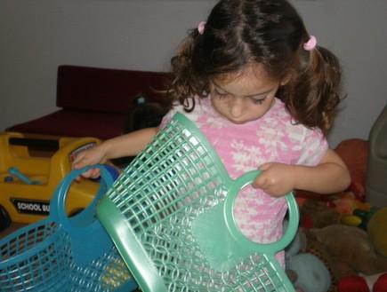 מיקה, בתו של נמרוד מירום (צילום: נמרוד מירום)