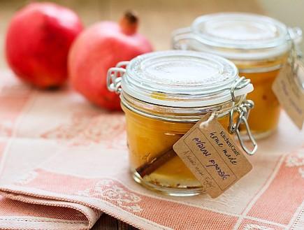 אפרסקים מתובלים