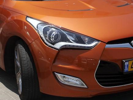 מכונית השנה (צילום: נעם וינד)