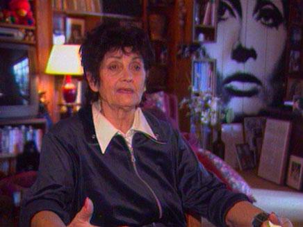 התמודדה עם מחלת האלצהיימר. ארכיון (צילום: חדשות 2)
