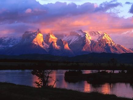 הפארק הלאומי טורס דל פאינה (צילום: www.worldsnationalparks.com)