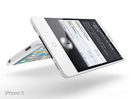 קונספט לאייפון 5 (צילום: Ciccaresedesign)